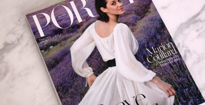 A fashion magazine with premium content about and for women!