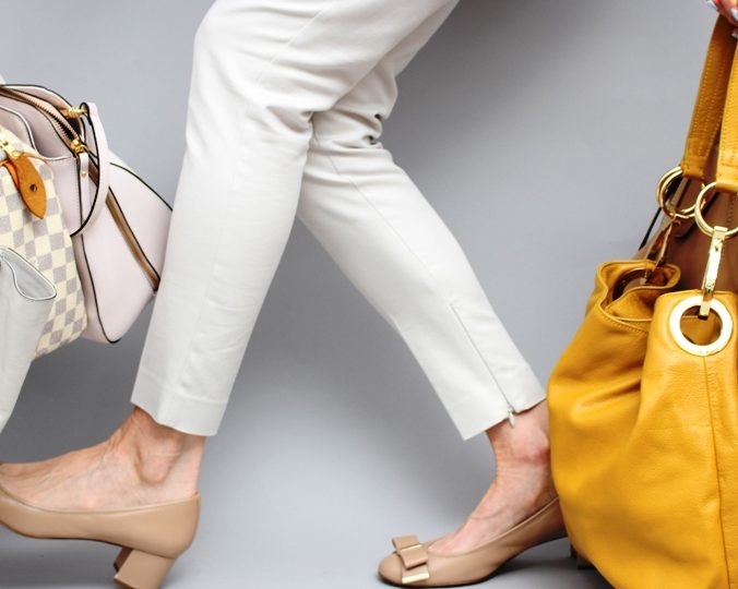 Handbags for your spring/summer workwear looks