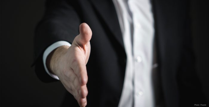 etiquette and strong business relationships