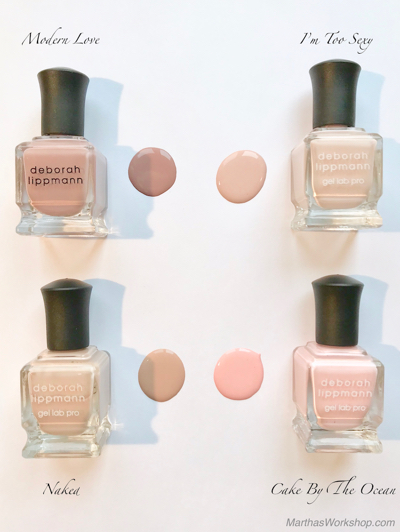12 gorgeous shades of nude nail polishes for less visible chips ...