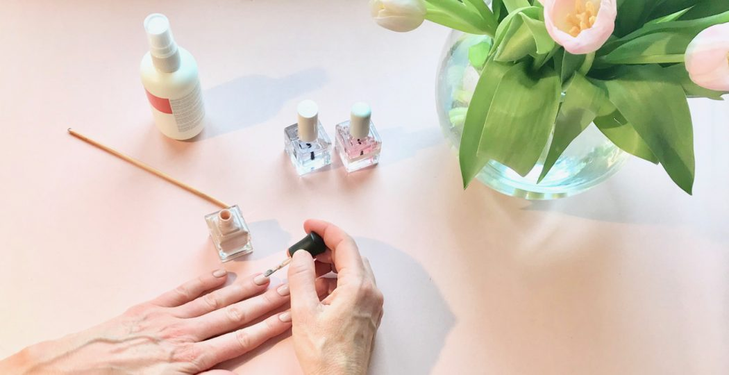 12 gorgeous shades of nude nail polishes